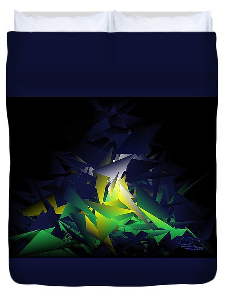 Awake 1901 Duvet Cover