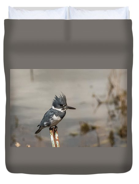 Duvet Cover featuring the photograph B31 by Joshua Able's Wildlife
