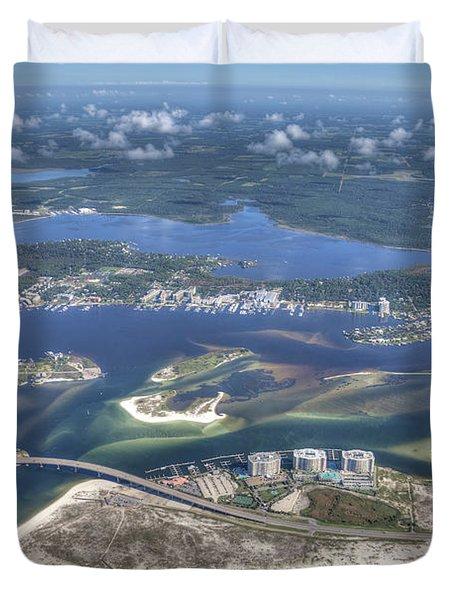 Backwaters 5122 Duvet Cover