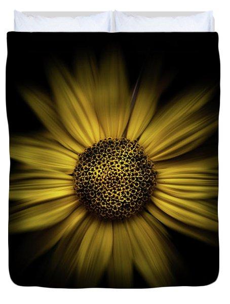 Backyard Flowers 18 Color Flow Version Duvet Cover