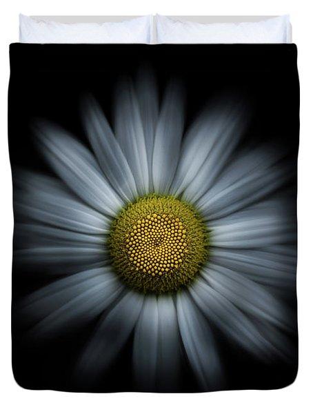 Backyard Flowers 31 Color Flow Version Duvet Cover