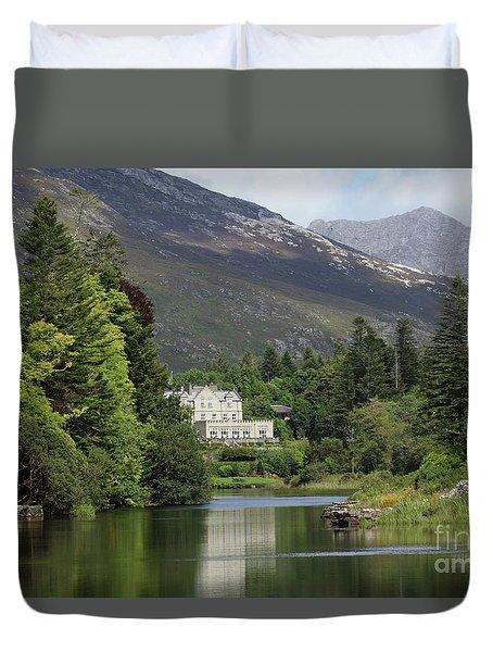 Ballynahinch Castel Duvet Cover
