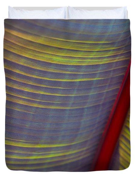 Banana Leaf 8597 Duvet Cover