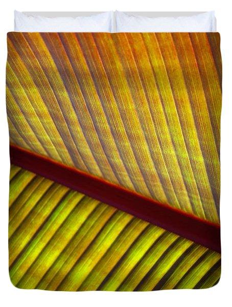 Banana Leaf 8603 Duvet Cover