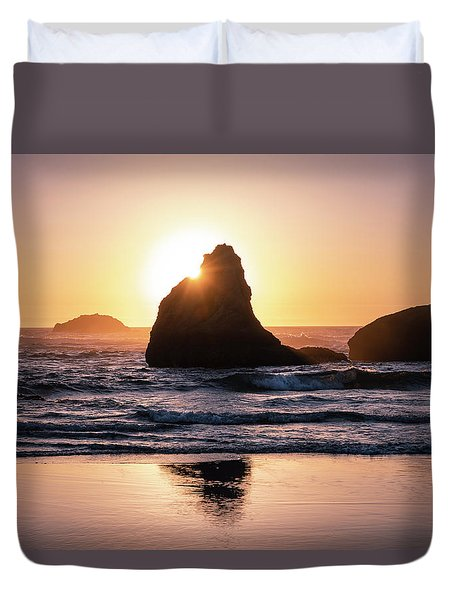 Bandon Light Duvet Cover