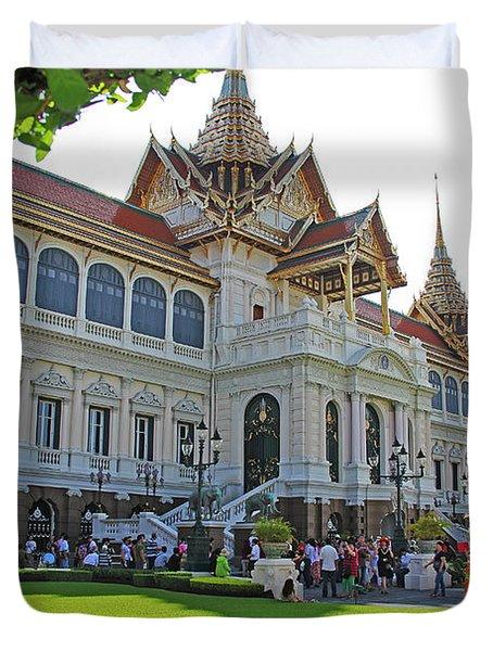 Bangkok, Thailand - The Grand Palace Duvet Cover