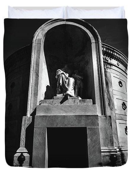 Baroque Tomb Duvet Cover