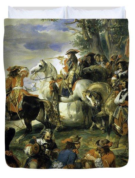 Hussar Duvet Covers   Fine Art America