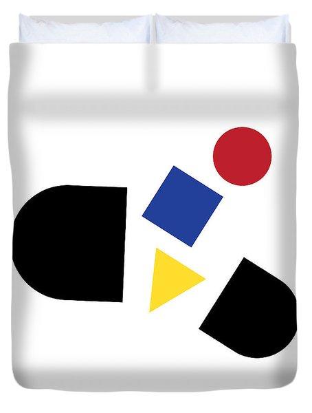 Bauhaus Pill 1 Duvet Cover