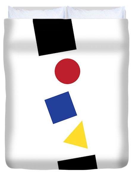Bauhaus Pill 2 Duvet Cover
