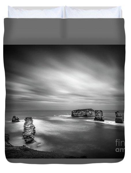 Bay Of Islands Duvet Cover