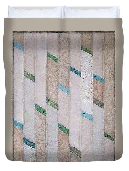 Beach Glass Duvet Cover