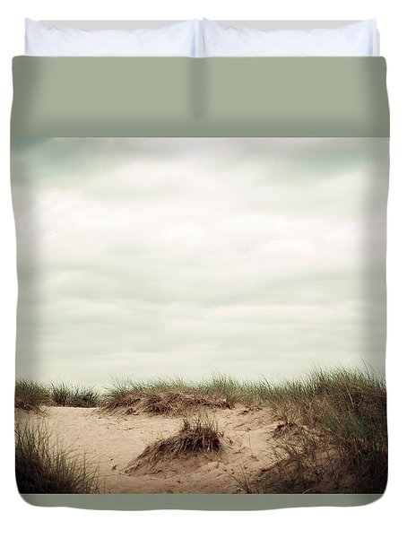 Beaches Duvet Cover