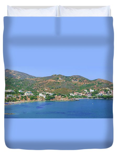Beaches Of Bali Duvet Cover