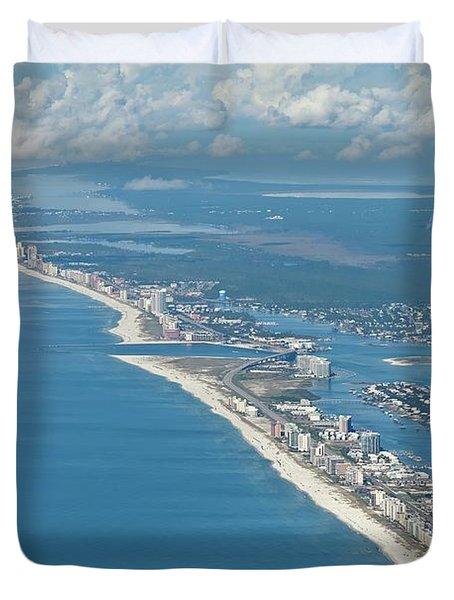 Beachmiles-5137-tm Duvet Cover