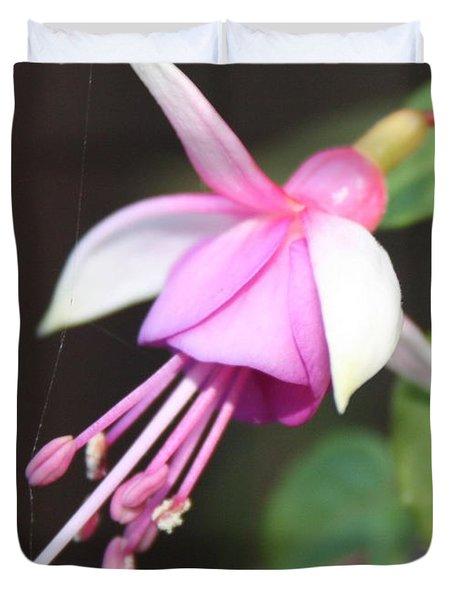 Beautiful Fuchsia Duvet Cover