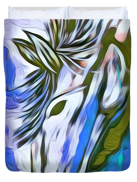 Beautiful One Duvet Cover