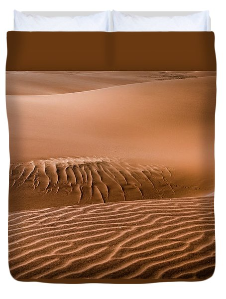 Beautiful Namib Desert 2 Duvet Cover