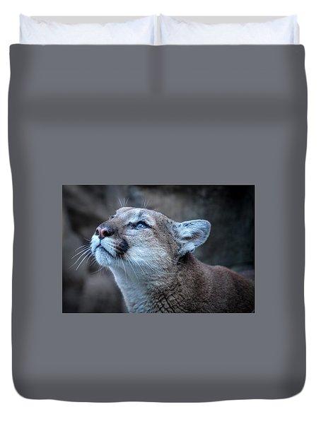 Beautiful Puma Duvet Cover