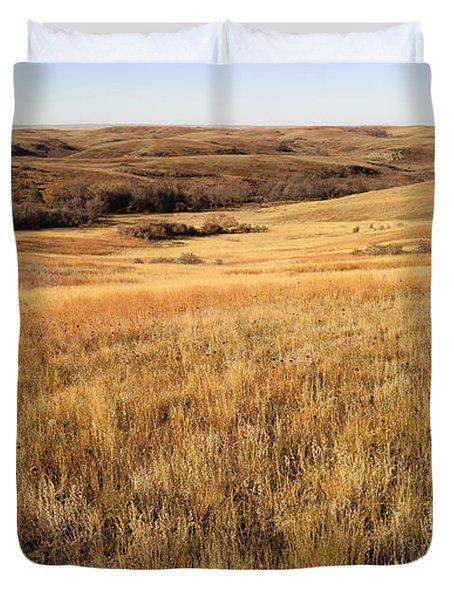Beauty On The High Plains Duvet Cover
