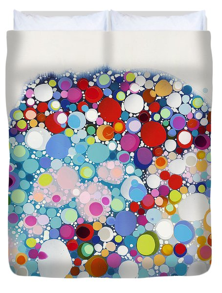 Beyond The Reef 2 Duvet Cover