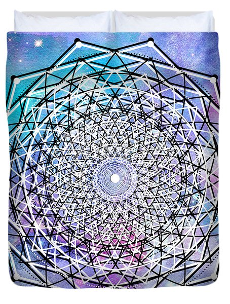 Big Bang Duvet Cover