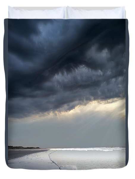 Big Sky Wild Dunes Duvet Cover
