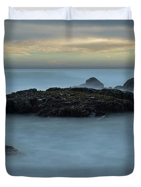 Big Sur Coast California Duvet Cover