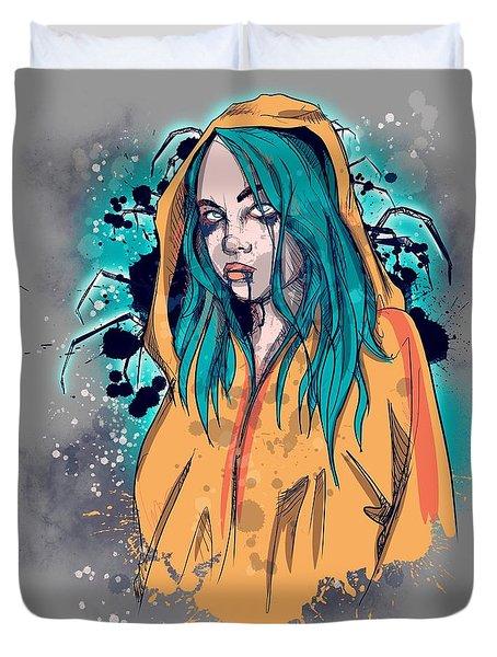 Billie Duvet Cover