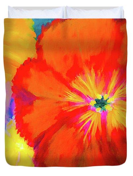 Bloom 2 Duvet Cover