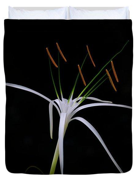 Blooming Poetry Duvet Cover