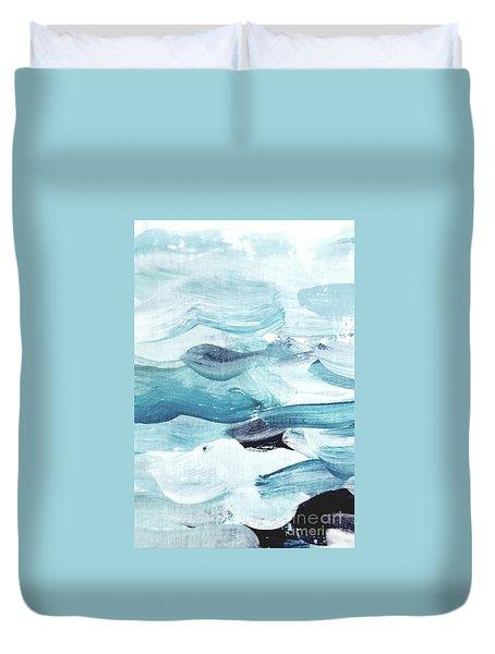 Blue #14 Duvet Cover