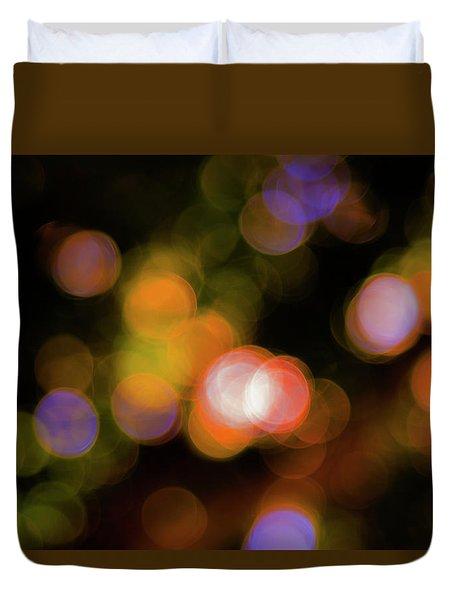 Bokehlicious  Duvet Cover