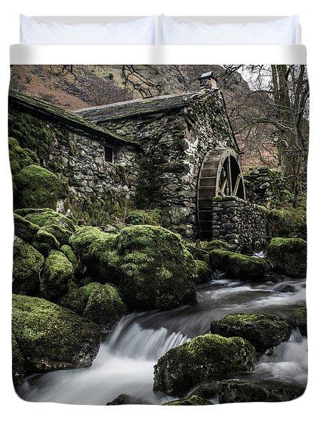 Borrowdale Mill  Duvet Cover