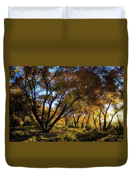 Bosque Color Duvet Cover