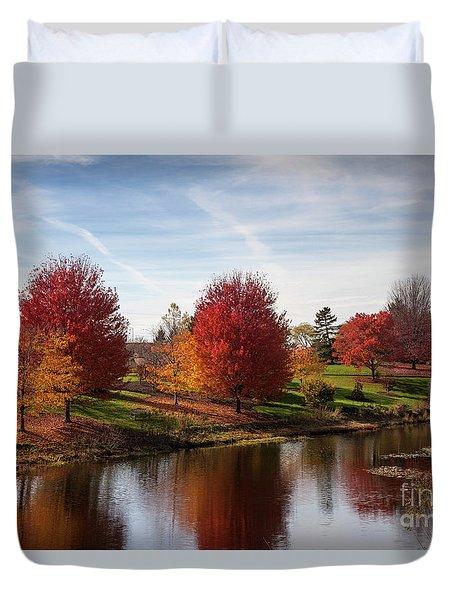 Botanic Gardens Duvet Cover