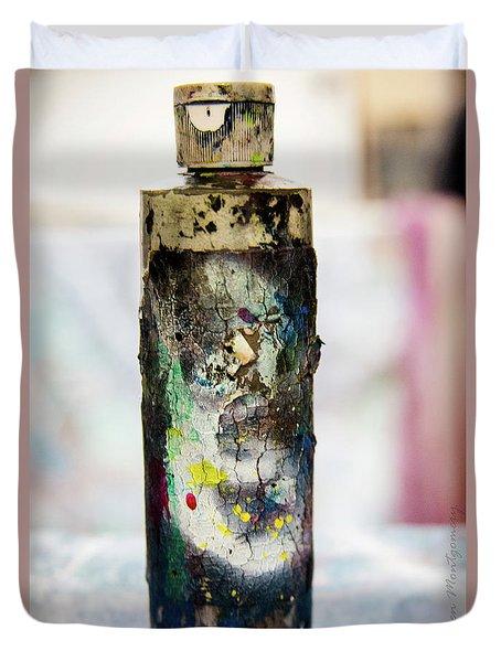 Bottle Duvet Cover