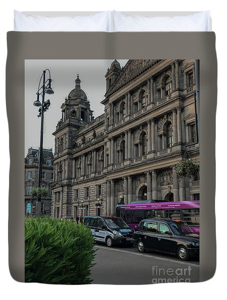 Bound For The Chambers Duvet Cover