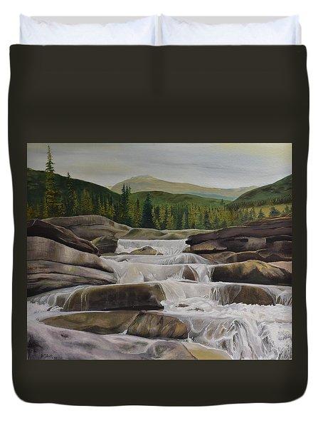 Bragg Creek Duvet Cover
