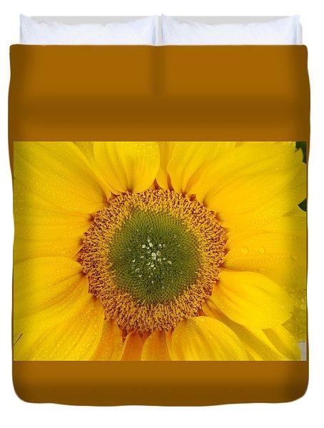 Nature's Sunshine Duvet Cover