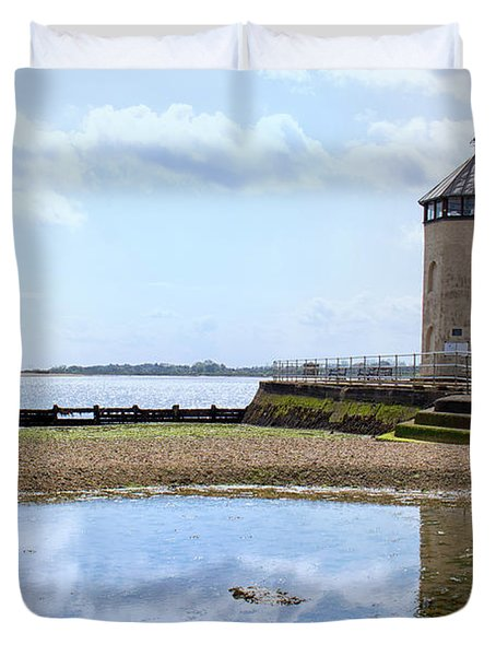 Brightlingsea Reflections Duvet Cover