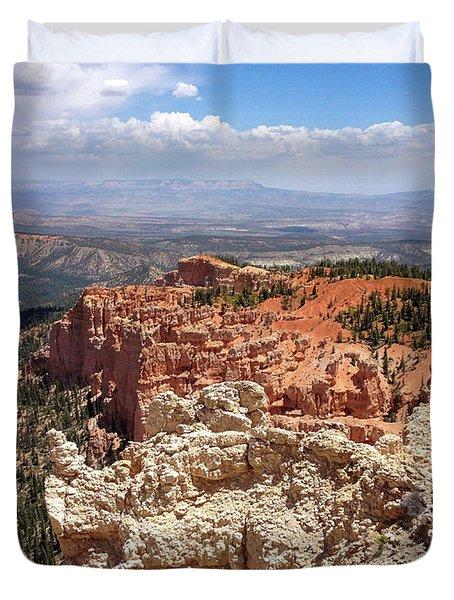 Bryce Canyon High Desert Duvet Cover