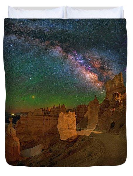 Bryce Panorama Duvet Cover