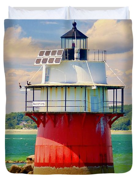 Bug Light Duxbury Duvet Cover