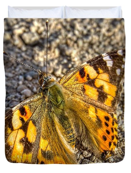 Butterfly Beauty  Duvet Cover