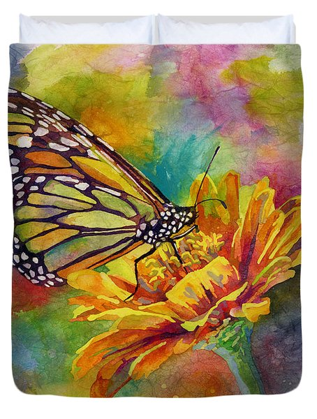 Butterfly Kiss Duvet Cover