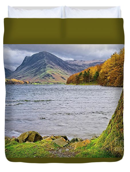Buttermere Lake District Duvet Cover