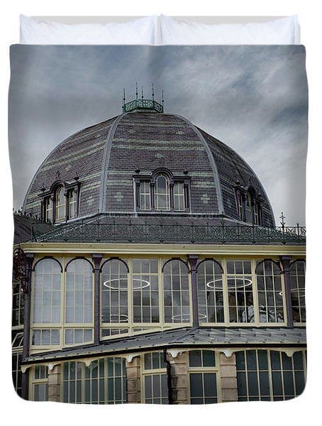 Buxton Octagon Hall At The Pavilion Gardens Duvet Cover