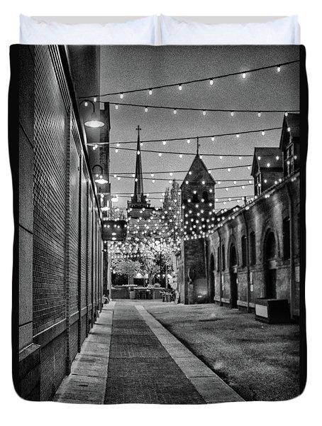 Bw City Lights Duvet Cover