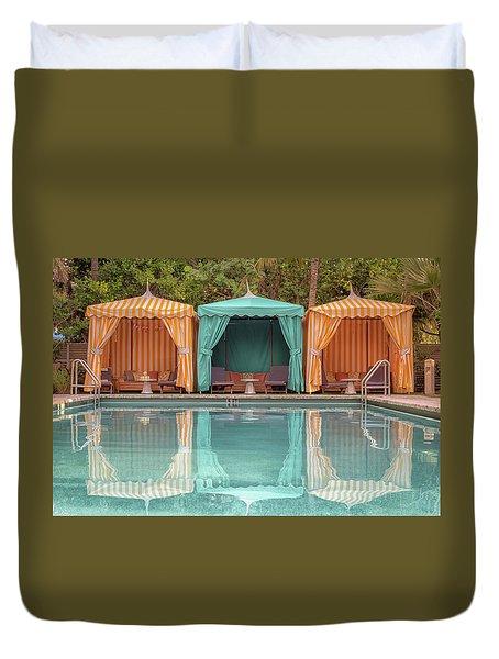Cabanas Duvet Cover